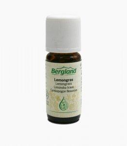 BERGLAND OLIO ESSENZIALE LEMONGRASS - 10 ml