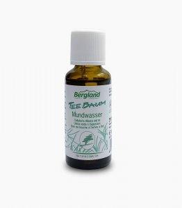 COLLUTORIO MELEUDENT TEA TREE - bottiglia da 30 ml