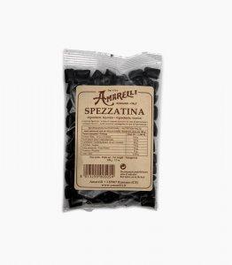 LIQUIRIZIA AMARELLI - spezzatina - 10 sacchetti da 100 gr cad.