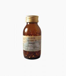 OLIO DI GERME DI GRANO - 130 perle