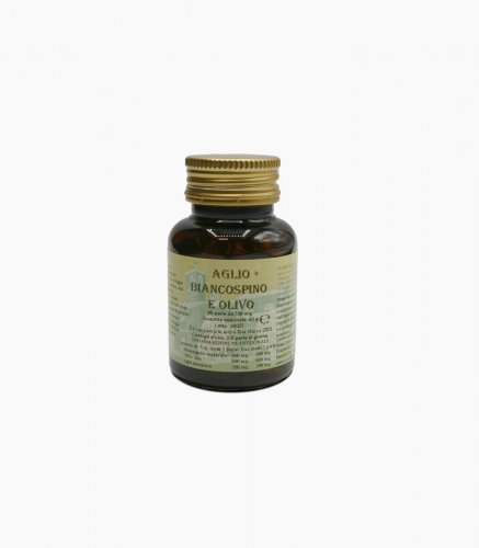 AGLIO-BIANCOSPINO-OLIVO- 90 perle