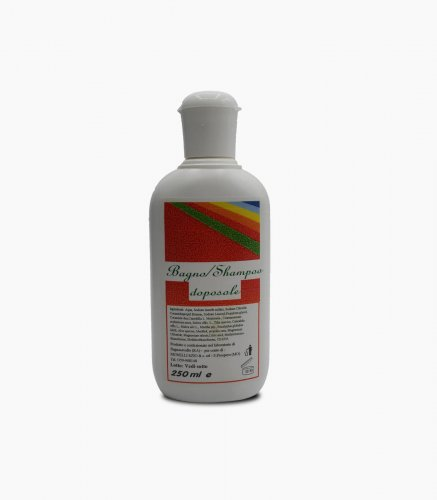 BAGNO-SHAMPOO DOPOSOLE- flacone da 250 ml