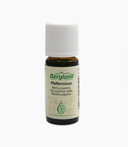 BERGLAND OLIO ESSENZIALE MENTA PIPERITA - 10 ml