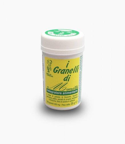 I GRANELLI DI MONELLI - ALOE FREE - confezione da 100 granelli - 35 gr