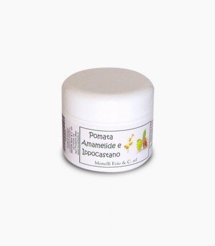 POMATA AMAMELIDE E IPPOCASTANO - confezione da 50 ml