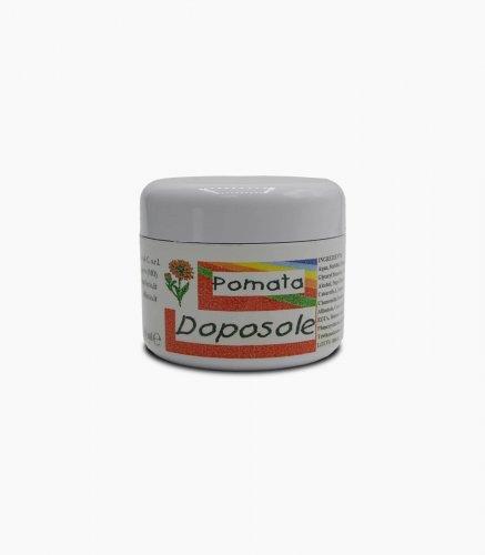 POMATA DOPOSOLE - confezione da 50ml