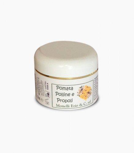 POMATA POLLINE E PROPOLI - confezione da 50 ml