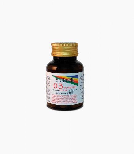 SPRIG-VIT 03 - 50 compresse masticabili