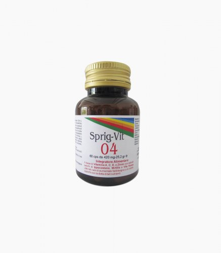 SPRIG-VIT 04 - 60 capsule