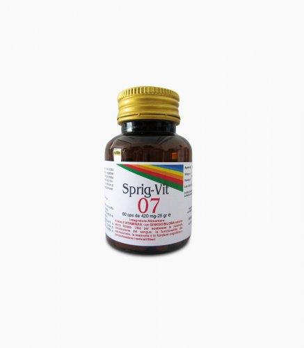 SPRIG-VIT 07 - 60 capsule