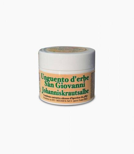 """UNTO DI ERBA SAN GIOVANNI """"MARIA TREBEN"""" - confezione da 75 ml."""